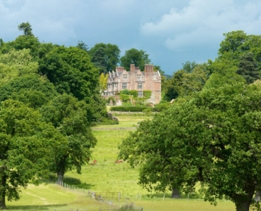 Acton Scott Hall from High Trees